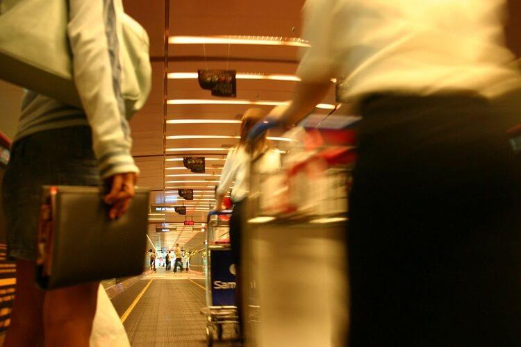 Europe Visa Airport Travel